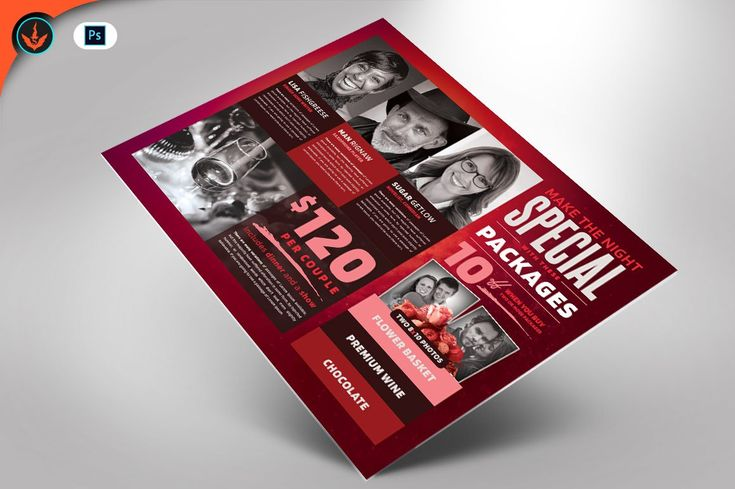 Valentine Event Flyer Template #Ad , #sponsored, #easy#front#layout#organized