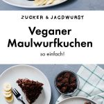 Vegan Mole Cake #vegan #mole cake #vegan cake #chocolate #school ...