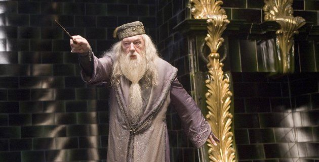J.K. Rowling Supports That One Big 'Harry Potter' Theory On Dumbledore