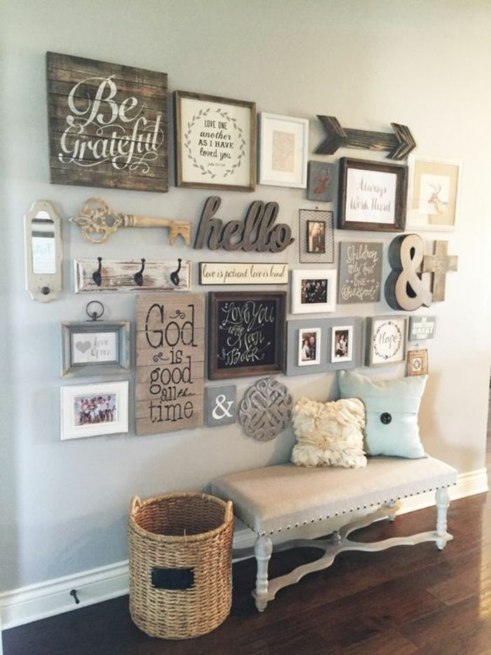 country house furniture country style wall decoration ideas pictures